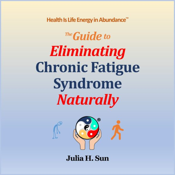 Eliminate chronic fatigue syndrome naturally and holistically